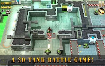 Tank Riders Screenshot 1