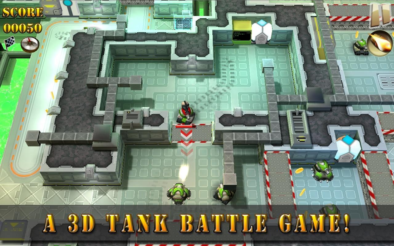 Tank Riders screenshot #1
