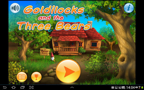 Apprendre l'Anglais:Goldilocks - screenshot thumbnail