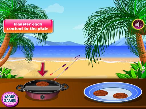 Cooking Tasty Hamburger 3.2.1 screenshots 4
