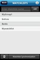 Screenshot of Investar: Indian Stock Market