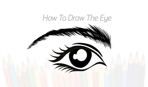 How To Draw The Eye