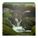 3D Waterfall HD Live Wallpaper icon
