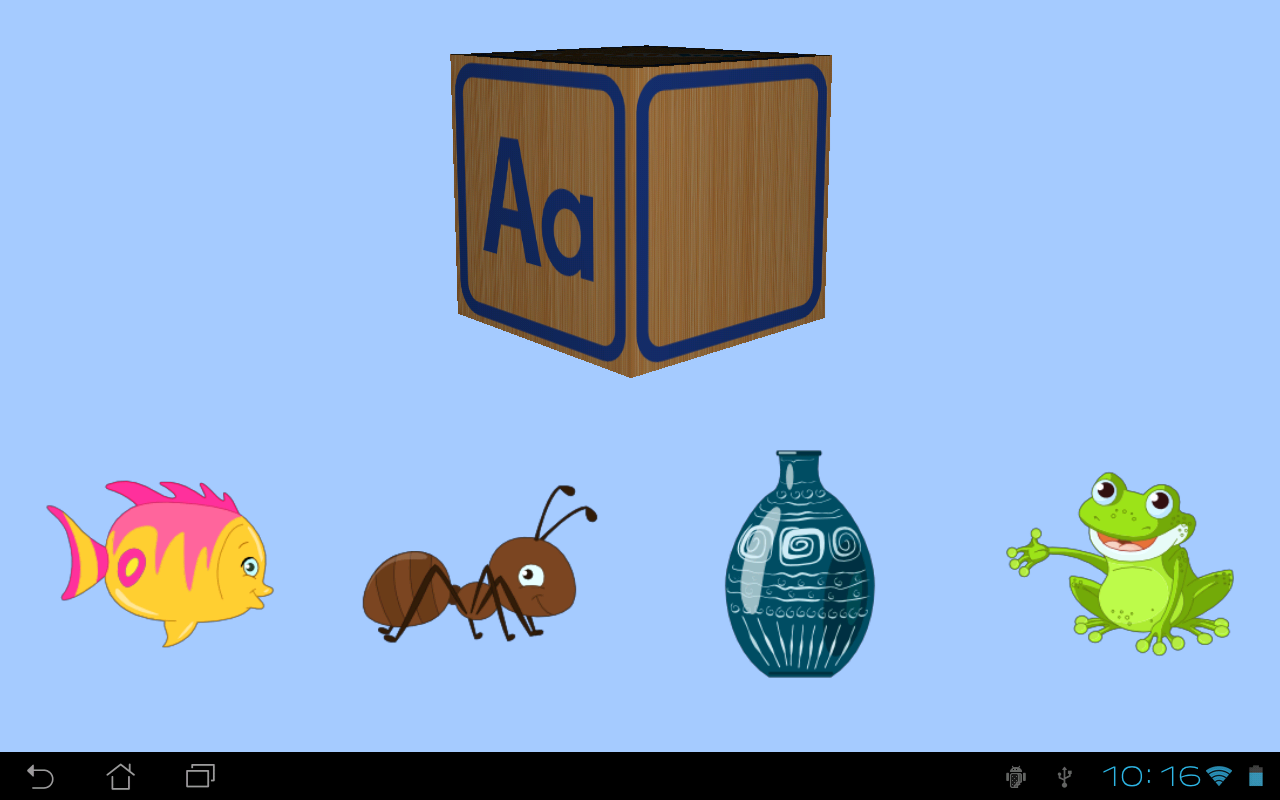 Kids ABC Letter Phonics - screenshot