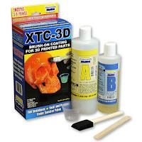 XTC-3D High Performance 3D Print Coating - 24 oz