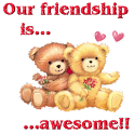 Friendship Quotes! BFF logo