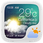 Outside GO Weather Widget icon
