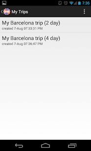 Holidayen Barcelona- screenshot thumbnail