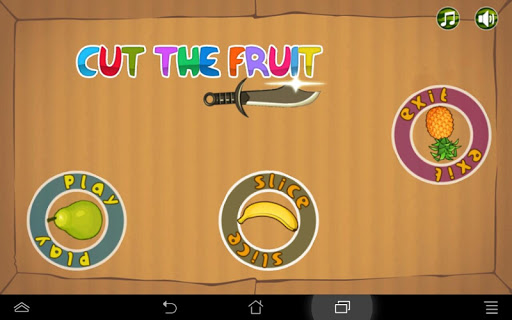 Cut The Fruite