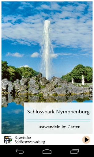 Schlosspark Nymphenburg DE