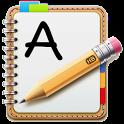 Wordlines icon