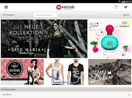 Screenshot of napo-shop.de GmbH