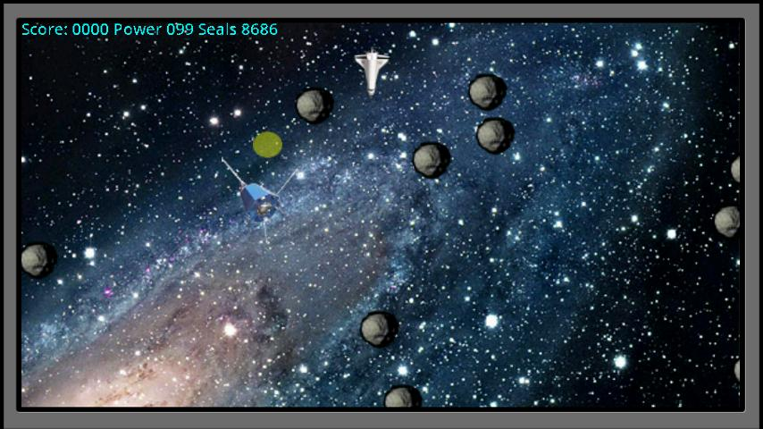 Meteor War- screenshot