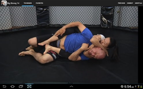 BigStrong 14, No Gi Control - screenshot thumbnail