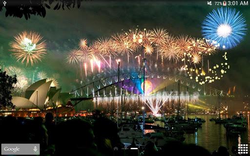 New Year Fireworks LWP (PRO) 1.3.1 screenshots 22