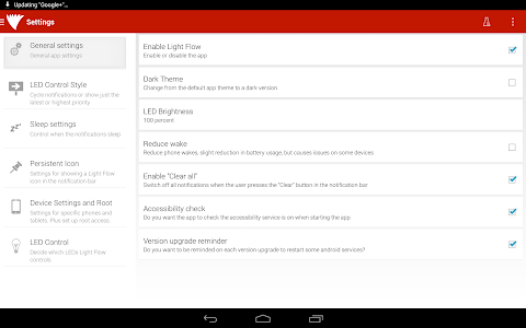 Light Flow - LED&Notifications v3.20.105