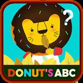 Donut's ABC:Colors