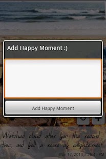 Happy Moments LITE- screenshot thumbnail
