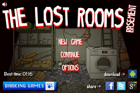 The Lost Rooms: Basement- screenshot thumbnail