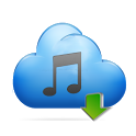 aMp3 - MP3 Music Downloader icon