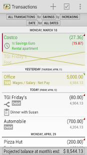 anMoney Budget & Finance PRO - screenshot thumbnail