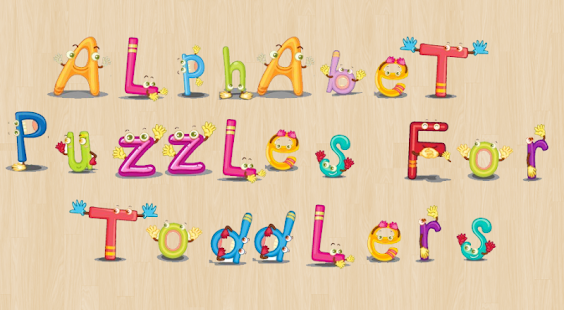 Alphabet Puzzles for Toddlers! - screenshot thumbnail