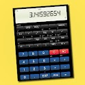 Old School Calculator logo