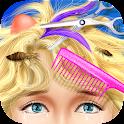 Princess Makeover - Hair Salon icon