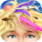 Princess Makeover - Hair Salon