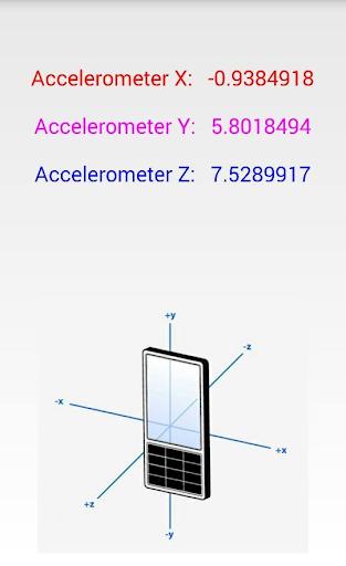 Simple Accelerometer