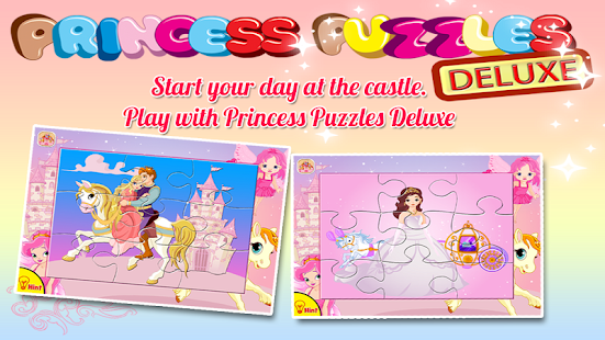 Princess Puzzles Deluxe - screenshot thumbnail