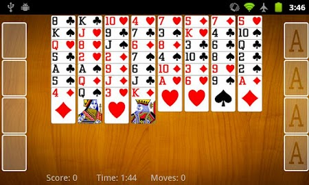 FreeCell Solitaire Screenshot 16