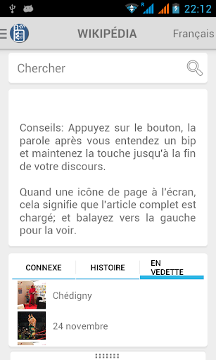 Français Wikipedia Offline ABS