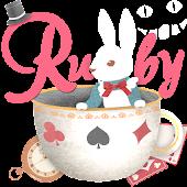 Ruby's《露比午茶》日雜穿搭首選!幸福童話浪漫穿搭!