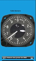 Screenshot of Altimeter - Metric