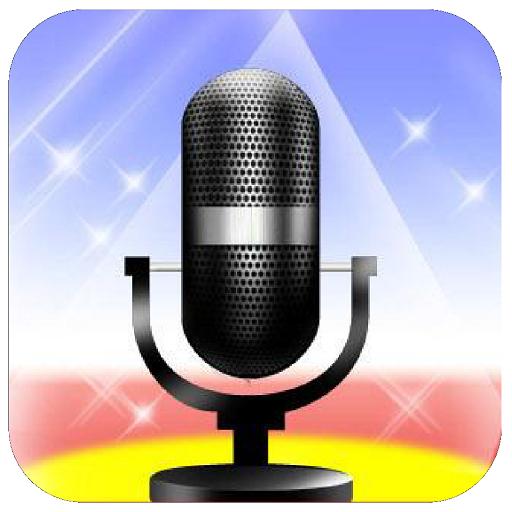声優滑舌アプリ LOGO-APP點子