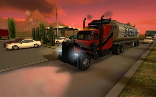 Truck Simulator 3D for Android apk 1