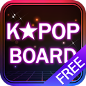 K-pop Star Board_Free icon