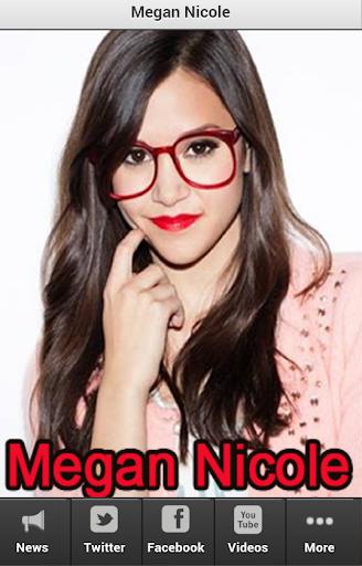 Megan Nicole - fan