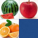 宝宝趣味识图对对碰与记忆训练-水果篇 icon