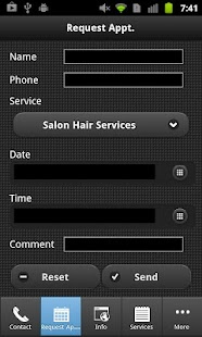 Panache Hair Studio & Day Spa- screenshot thumbnail