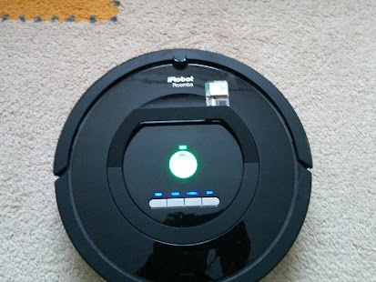 Roomba Wifi- screenshot thumbnail