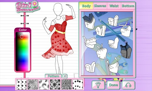 Party Outfit Fashion Studio - screenshot thumbnail