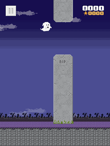 Flappy Tap Ghost