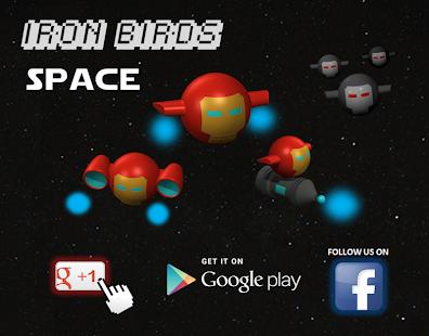 Iron Birds Space