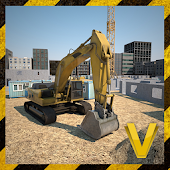 Construction City 3D Simulator