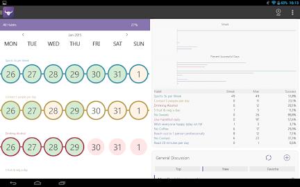 HabitBull - Habit Tracker Screenshot 14