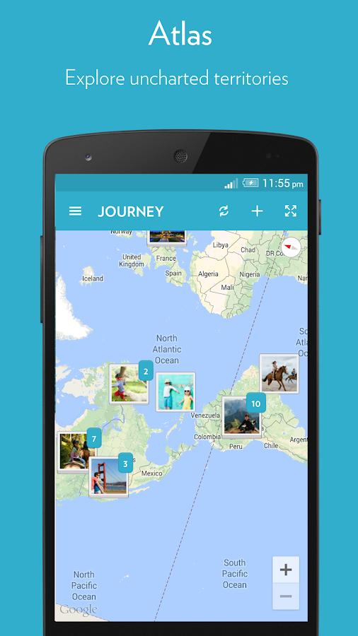 Journal (by Journey) - screenshot