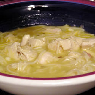 Chicken Noodle Soup I