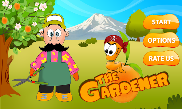 The Gardener apk screenshot